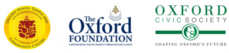 Oxford Hindu Temple, The Oxford Foundation, and Oxford Civic Society