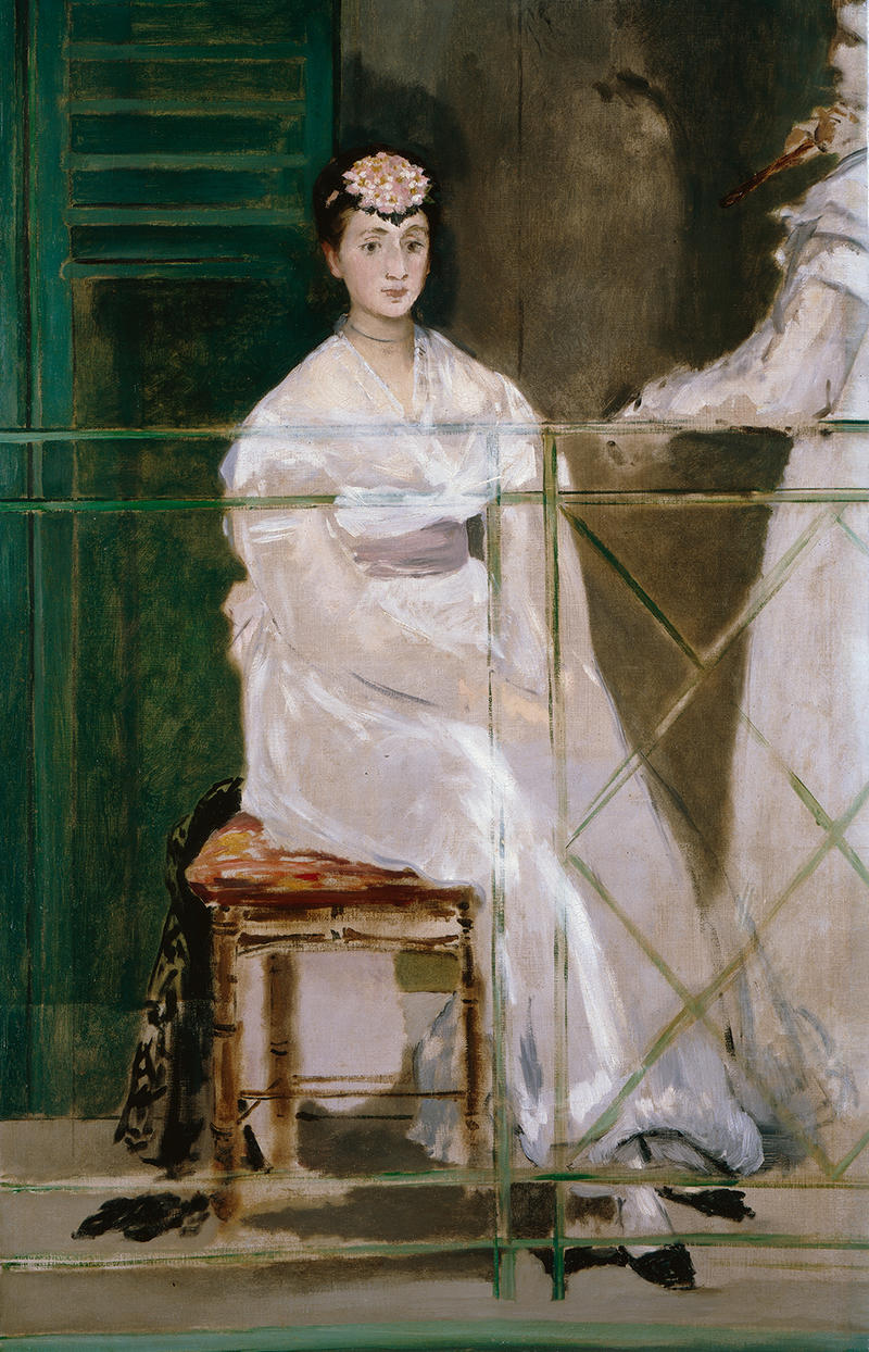 Edouard Manet, Portrait of Mademoiselle Claus, 1868