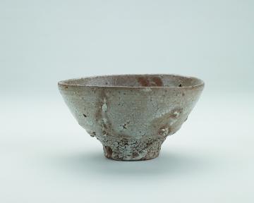 Tsujimura Shirō (b. 1947), Ido stoneware tea bowl © Tsujimura Shirō