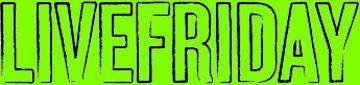 live friday logo green