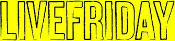 live friday logo yellow
