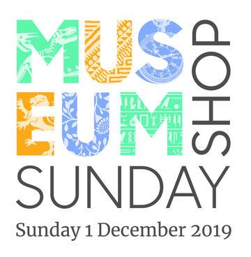 Museum Shop Sunday 2019