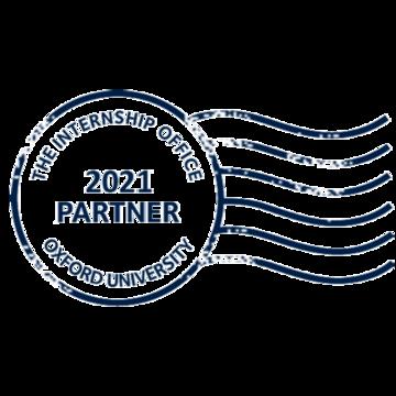 The Internship Office Oxford University 2021 Partner logo