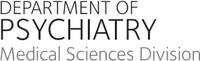 Department of Psychiatry Logo