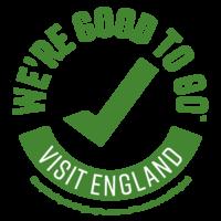 VisitEngland Good To Go Kitemark Logo